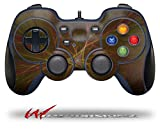 Bushy Triangle - Decal Style Skin fits Logitech F310 Gamepad Controller (CONTROLLER SOLD SEPARATELY)