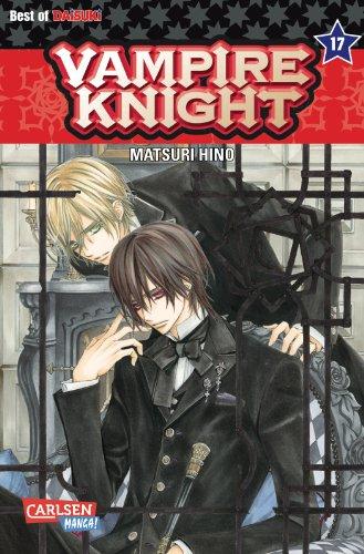Vampire Knight, Band 17