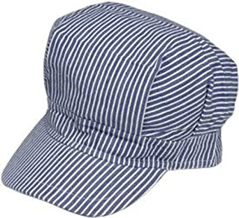 Adult Railroad Train Engineer Hat