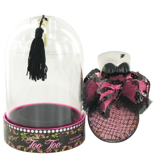 Betsey Johnson Too Too By Betsey Johnson Women'S Eau De Parfum Spray 3.4 Oz - 100% Authentic front-882563