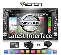 See Eonon D5168Z *UPGRADED INTERFACE* Nissan Maxima / Sentra + Flush-Mount Backup Camera -- Large 6.2-Inch LCD Touch screen - DVD Player - GPS Nav. USA & Canada + Bluetooth Details