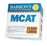 Barron's MCAT Flash Cards (0764196928) by Kupillas, Lauren Marie