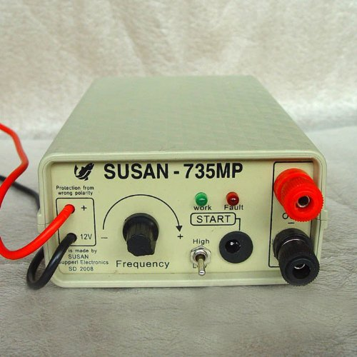 SUSAN 735MP Ultrasonic Inverter,Electro Fisher, Fish Stunner, Fishing Device u0444u043eu0442u043e.