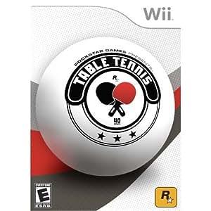 Rockstar Games Table Tennis