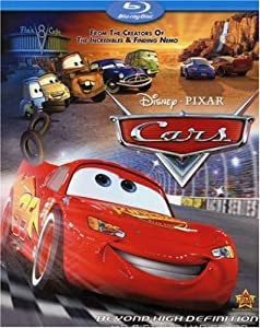 Amazon.com: Cars [Blu-ray]: Mario Andretti, Jack Angel