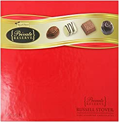 Russell Stover Private Reserve Assorted Chocolate, 11.75-Ounce Gift Box
