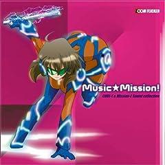 Music��Mission!CODE-E&Mission-E Sound collection