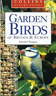 Collins Pocket Guide To Garden Birds