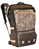 Velo Women's Transit The Edge 30 Waterproof Messenger Bicycle Backpack (Camo/Black, Small)
