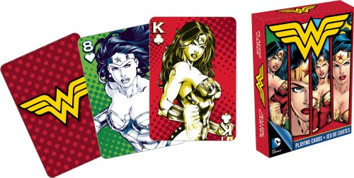 DC Comics Wonder Woman Playing Cards - 1
