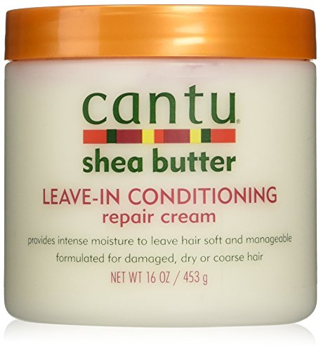 Cantu Shea Butter Leave-In Conditioning Repair Cream, 16 Ounce (Cantu Shea Butter Conditioner compare prices)