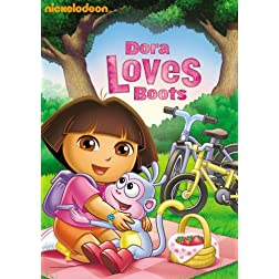 Dora the Explorer: Dora Loves Boots