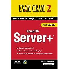 Server+ Certification Exam Cram 2