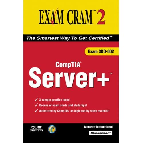 Server+ Certification Exam Cram (Exam SKO-002)