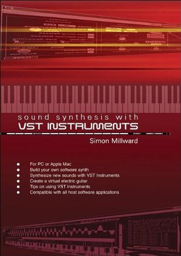 Sound Synthesis with VST Instrument