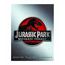 Jurassic Park Ultimate Trilogy (+ Digital Copy)