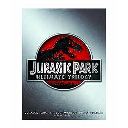 Jurassic Park Ultimate Trilogy (+ Digital Copy)