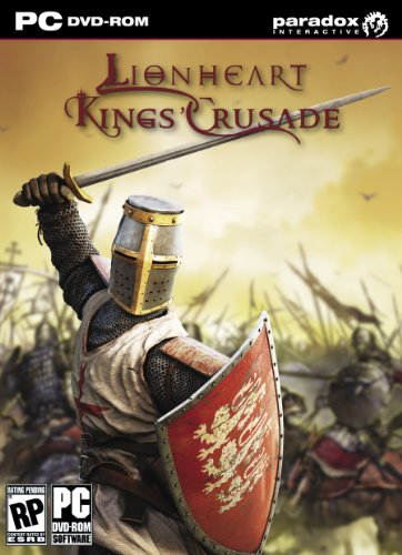 Lionheart_Kings_Crusade_*חדש*