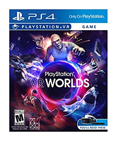 Worlds - PlayStation 4