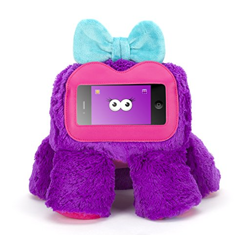 Griffin Purple Woogie Fee Plush Kid Case for iPhone and iPod touch - Half case, half teddy bear, all fun. (Ipod For Kids compare prices)