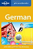 Lonely Planet German Phrasebook