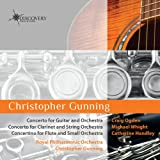 Cto for Guitar / Cto for Clarinet / Concertino for