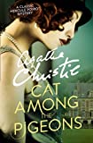 Agatha Christie Cat Among the Pigeons (Poirot)