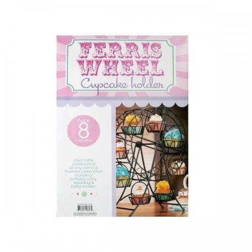 handy helpers Bulk Buys Ferris Wheel Cupcake Holder
