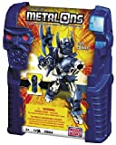 Co27 Cobalt Metalons Robots Mega Bloks