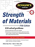 img - for Schaum's Outline of Strength of Materials, Fifth Edition (Schaum's Outline Series) book / textbook / text book