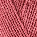 Lion Brand Cotton-Ease Yarn (112) Berry By The Each