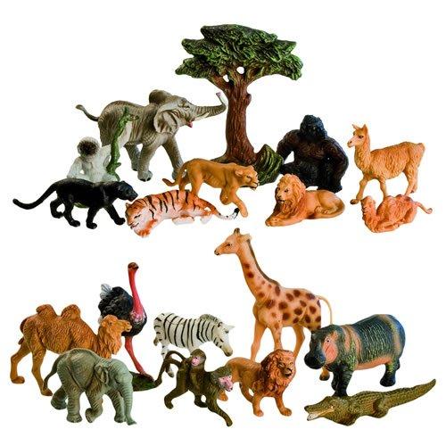 Spielfiguren Sortiment *Zoo*