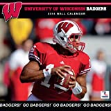 Turner - Perfect Timing 2014 Wisconsin Badgers Team Wall Calendar, 12 x 12 Inches (8011397)