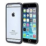 IPhone 6 Case - Poetic Apple IPhone 6 Case [Borderline Series] - TPU Hybrid Bumper Case For Apple IPhone 6 Air...