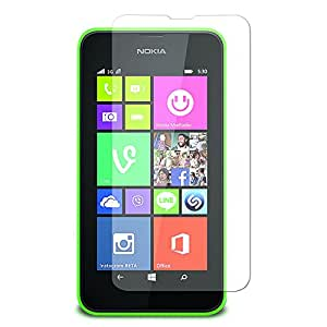 DRaX™ 2.5D HD Tempered Glass Screen Protector for Nokia lumia 530