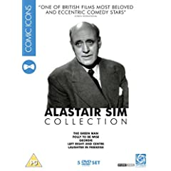 Alastair Sim - The Comic Icons ...