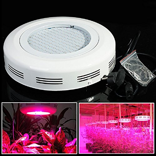 Lvjing 2014 New Designed Ufo Led Grow Light 150W 150 Smd Chips Red + Blue Full Spectrum For Indoor Flowering Plants Vegetables Herbs Hydroponics System