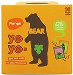 Bear Yoyo 100 Percent Fruit Rolls Man...
