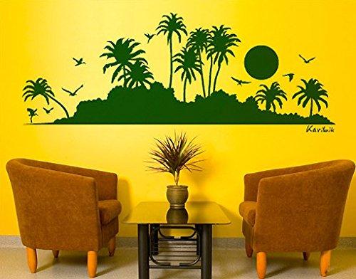 vinilo-adhesivo-nosf494-caribbean-silhouette-colorroyal-bluetamano122cm-x-318cm