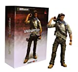 Square-Enix - Uncharted 3 Drake's Deception Play Arts Kai Nathan Drake 22 cm