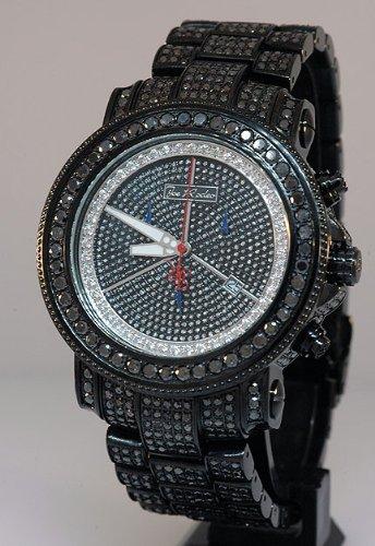 diamond watches for men. Joe Rodeo Men#39;s diamond watch