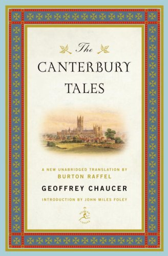 The Canterbury Tales (Modern Library), Geoffrey Chaucer