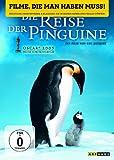 DVD Cover 'Die Reise der Pinguine (Einzel-DVD)