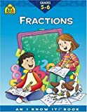 img - for Fractions Grades 5-6 by Martha Palmer, Louanne Winkler (1995) Perfect Paperback book / textbook / text book
