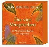 Die vier Versprechen. Karten (3720540545) by Ruiz, Miguel