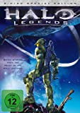 echange, troc DVD * Halo Legends S.E. (2 Discs) [Import allemand]