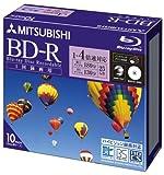 BD-R 25GB 4倍速×10枚 ホワイトプリンタブル