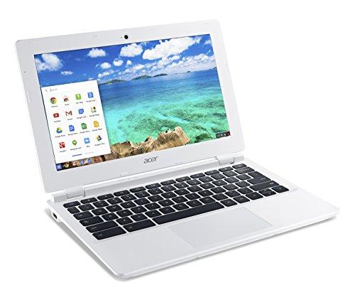Chromebook Acer CB3-111-C670 11.6 pulgadas, blanca