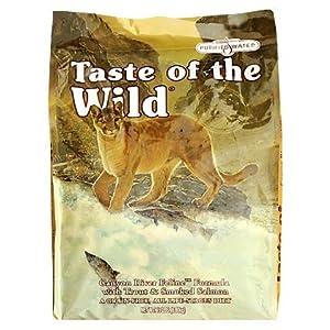 Taste Of The Wild Canyon River Feline Formula w/ Trout & Smoked Salmon 15lb