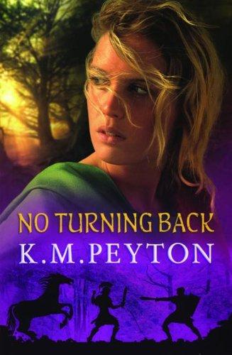 No Turning Back (Roman Pony Trilogy)